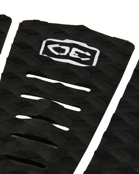BLACK WHITE BOARDSPORTS SURF OCEAN AND EARTH TAILPADS - ZTP28BLW