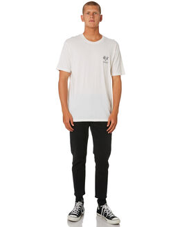 WHITE MENS CLOTHING INSIGHT TEES - 1000064025WHT