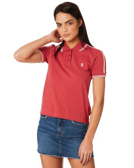GARNET ROSE OUTLET WOMENS ELEMENT FASHION TOPS - 283184GOS