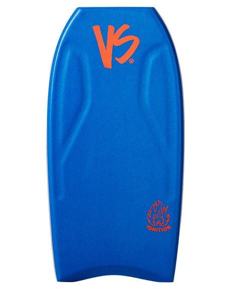 ROYAL BLUE FLURO RED BOARDSPORTS SURF VS BODYBOARDS BOARDS - V19IGNITE40RBRBLUR