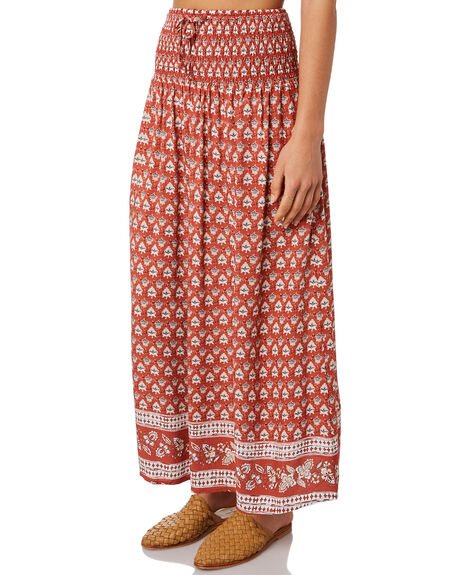 DUSTY ROSE WOMENS CLOTHING RIP CURL SKIRTS - GSKDR10577