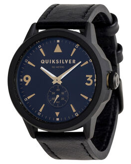 BLACK GOLD MENS ACCESSORIES QUIKSILVER WATCHES - EQYWA03017XKKY