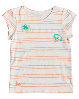 MARSHMALLOW MUSICAL KIDS GIRLS ROXY TOPS - ERLZT03193-XWMW