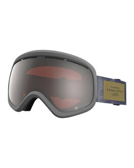 GREY BOARDSPORTS SNOW VONZIPPER GOGGLES - VZ-GMSSKYSIC-GRY