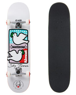 WHITE BOARDSPORTS SKATE ALMOST COMPLETES - 10523219WHT