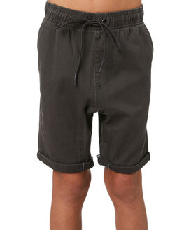 COAL KIDS BOYS RUSTY SHORTS - WKB0268COAL