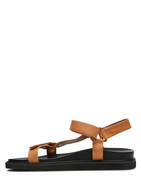 SUGAR BROWN WOMENS FOOTWEAR BILLINI FASHION SANDALS - S705SUGBWN