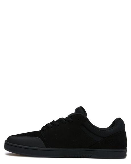BLACK BLACK MENS FOOTWEAR ETNIES SNEAKERS - 4101000403004