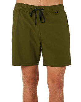 LEGION GREEN OUTLET MENS HURLEY BOARDSHORTS - AR1428331