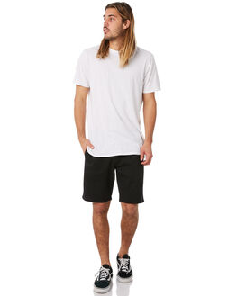 BLACK MENS CLOTHING VOLCOM SHORTS - A0931602BLK