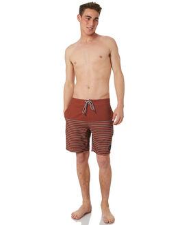 RUST MENS CLOTHING RVCA BOARDSHORTS - R182413RUST