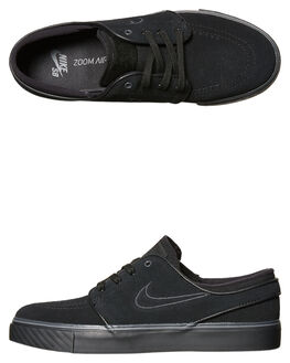 BLACK BLACK WOMENS FOOTWEAR NIKE SNEAKERS - AH4233-001
