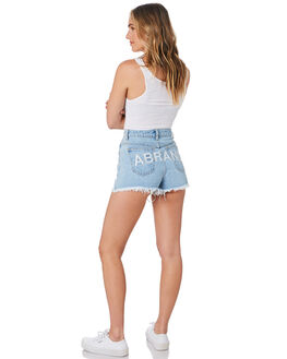 ESMERALDA EMB WOMENS CLOTHING A.BRAND SHORTS - 71079EMB-3380