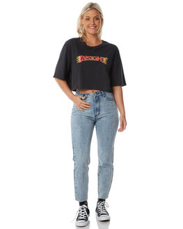 BLACK WOMENS CLOTHING INSIGHT TEES - 5000002380BLK
