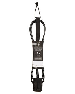 BLACK BLACK BOARDSPORTS SURF FK SURF LEASHES - 1251BLKBK
