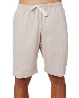 NATURAL MENS CLOTHING OKANUI SHORTS - OKMLSOS1701__NANAT