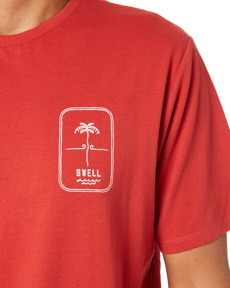 RED DAWN MENS CLOTHING SWELL TEES - S5201031RDDWN
