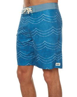 BLUE MENS CLOTHING REEF BOARDSHORTS - A2YCIBLU