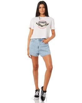 DENIM WOMENS CLOTHING INSIGHT SHORTS - 5000003168DEN