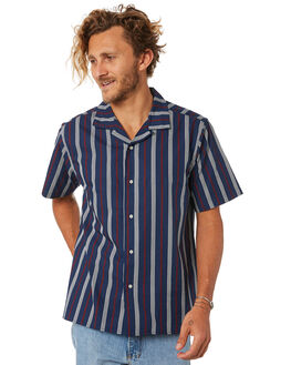 NAVY OUTLET MENS KATIN SHIRTS - WVJES01NVY