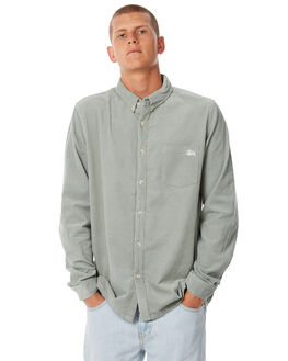 DUSTY SEA MENS CLOTHING STUSSY SHIRTS - ST085422DSEA