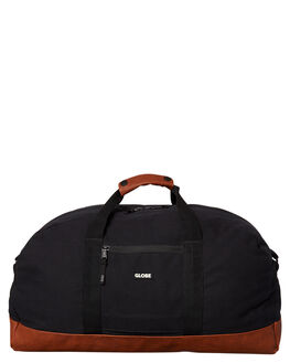 BLACK TAN MENS ACCESSORIES GLOBE BAGS + BACKPACKS - GB71819023BLKTA