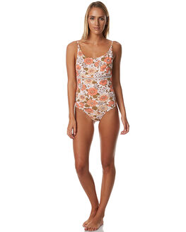 BLUSH WOMENS SWIMWEAR RHYTHM ONE PIECES - APR17G-SW19BLSH