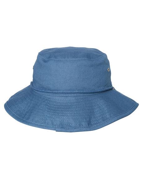 DUSTY BLUE KIDS BOYS RIP CURL HEADWEAR - OHAEH13458