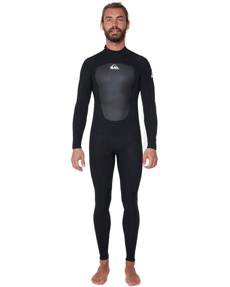 BLACK BOARDSPORTS SURF QUIKSILVER MENS - EQYW103067KVJ0