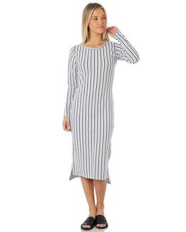 STRIPE WOMENS CLOTHING SWELL DRESSES - S8172477STRIP