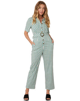 TENNIS COURT WOMENS CLOTHING THE EAST ORDER PLAYSUITS + OVERALLS - EO190528JSTEN