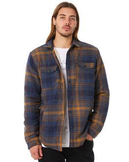 NAVY MENS CLOTHING EZEKIEL JACKETS - EJ174042NAVY