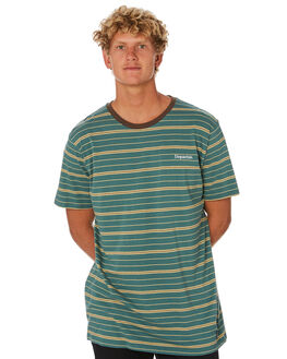 SILVER PINE MENS CLOTHING DEPACTUS TEES - D5202016SILPN