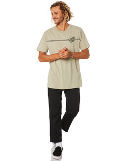 COVERT MENS CLOTHING SANTA CRUZ TEES - SC-MTB0606CVRT