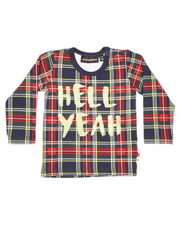 TARTAN KIDS BABY ROCK YOUR BABY CLOTHING - W1728TARTN1