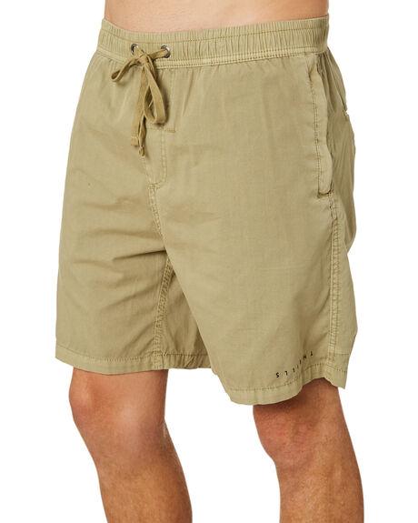TAN MENS CLOTHING THRILLS BOARDSHORTS - TR8-302CTAN