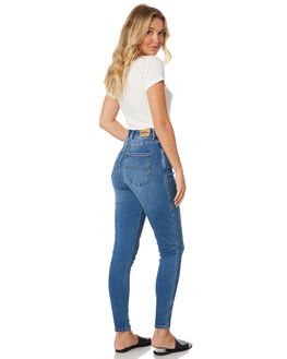 ZODIAC BLUE WOMENS CLOTHING RIDERS BY LEE JEANS - R-551779-T81