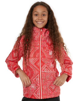 POPPY DAZE SNOW OUTERWEAR BILLABONG JACKETS - F6JG02POPPY