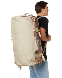 KHAKI CAMO DESERT MENS ACCESSORIES THE NORTH FACE BAGS + BACKPACKS - NF0A3ETQBFS
