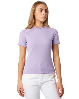 LILAC WOMENS CLOTHING ELWOOD TEES - W93315-371