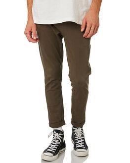 DATSUN GREEN MENS CLOTHING ROLLAS PANTS - 15584B4459