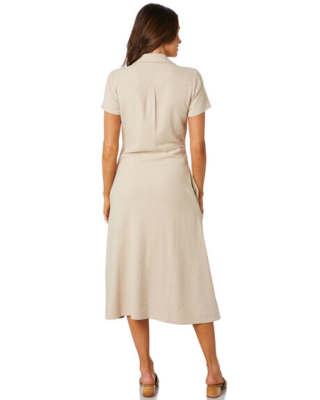 SAND WOMENS CLOTHING SWELL DRESSES - S8202453SAND