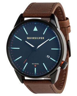 BLACK MENS ACCESSORIES QUIKSILVER WATCHES - EQYWA03024KVJ0