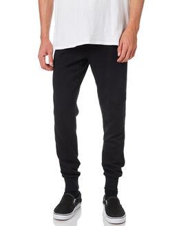 NU BLACK MENS CLOTHING BONDS PANTS - AY8HIMYF
