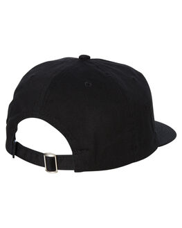 BLACK MENS ACCESSORIES NO NEWS HEADWEAR - N52021611BLACK