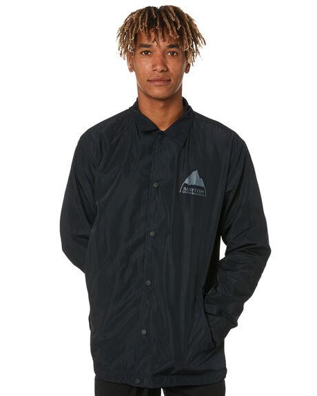 TRUE BLACK MENS CLOTHING BURTON JACKETS - 21600101001