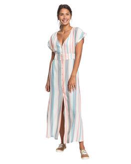 SNOW WHITE WOMENS CLOTHING ROXY DRESSES - ERJWD03372-WBK3