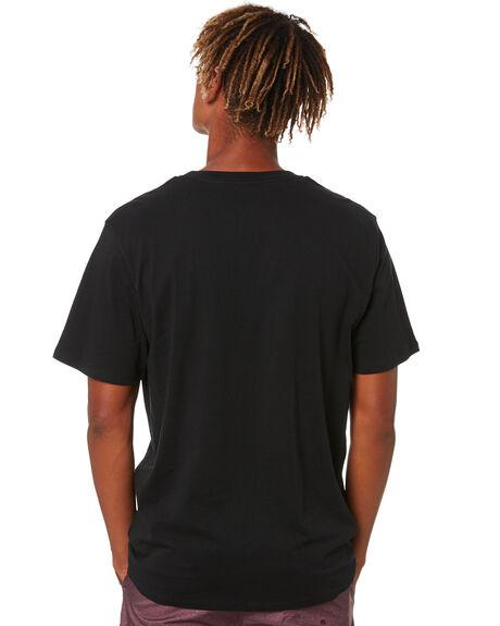 BLACK WHEAT MENS CLOTHING HURLEY TEES - CU8290011