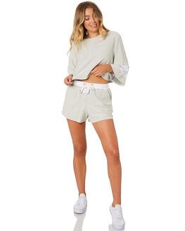 CREAM WOMENS CLOTHING ARCAA MOVEMENT ACTIVEWEAR - AM8018CRM