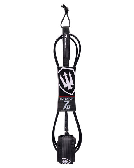 BLACK BOARDSPORTS SURF FK SURF LEASHES - 1282BLK1